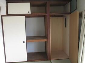 浅間第三マンション 402号室の収納