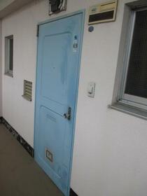 浅間第三マンション 402号室の玄関
