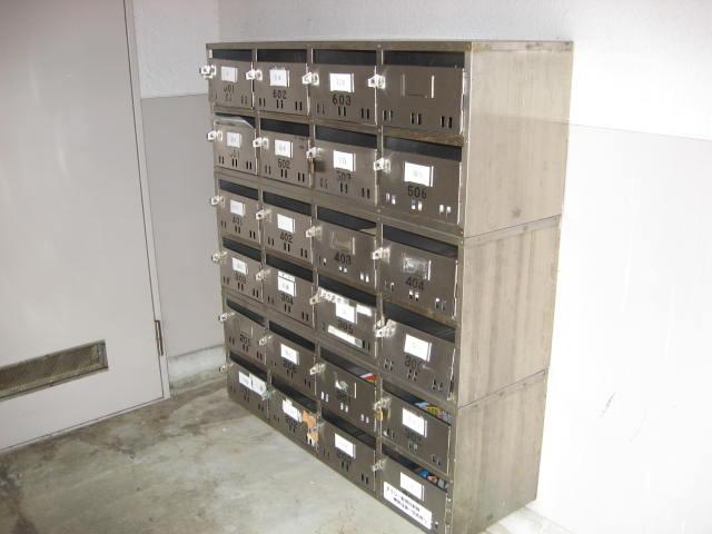 WING湯河原 601号室の設備