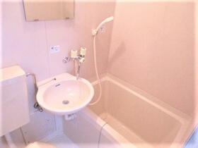 パレス和田町 202号室の風呂