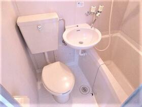 パレス和田町 202号室のトイレ