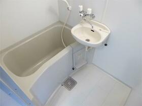 ハーミットクラブハウスマックスII 103号室の風呂