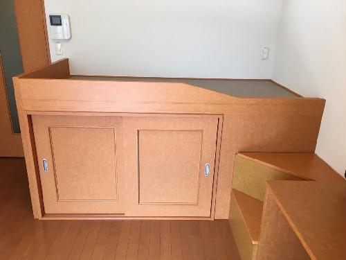 レオパレスエンボーダ 102号室のセキュリティ