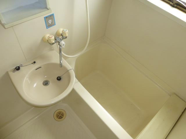 コーポ長崎 302号室の風呂