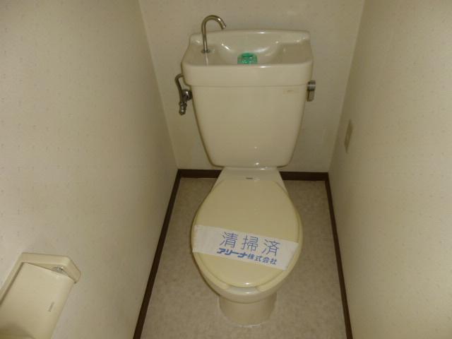 コーポ長崎 302号室のトイレ