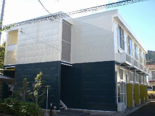 レオパレスミール外観写真