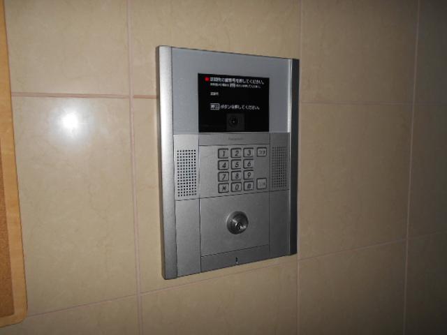 ロイヤルハイム 101号室のセキュリティ
