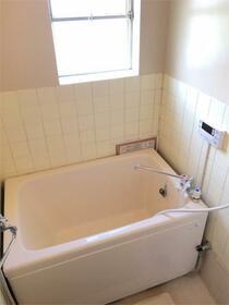 左近山団地2街区1号棟 401号室の風呂