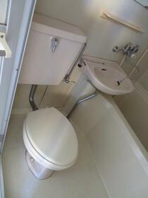 スターホームズ戸塚6 101号室のトイレ