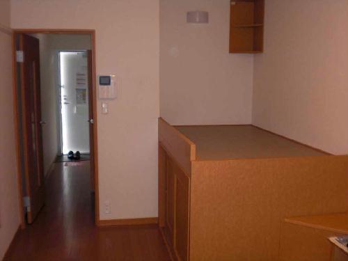 レオパレスエンボーダ 101号室の収納