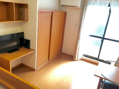 レオパレスエンボーダ 101号室のキッチン