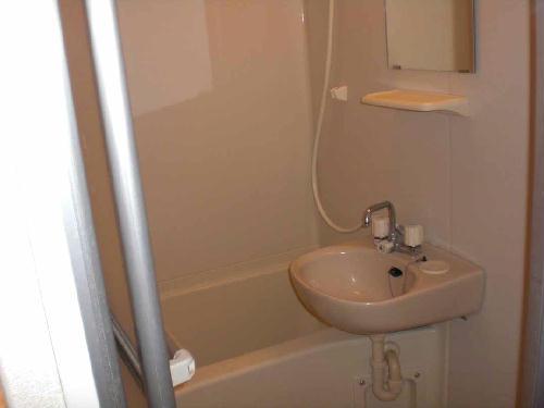 レオパレスエンボーダ 101号室の風呂