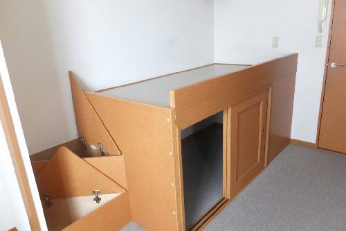レオパレス樫の木 212号室の設備