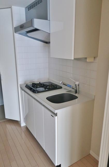 メゾン両国 205号室のキッチン