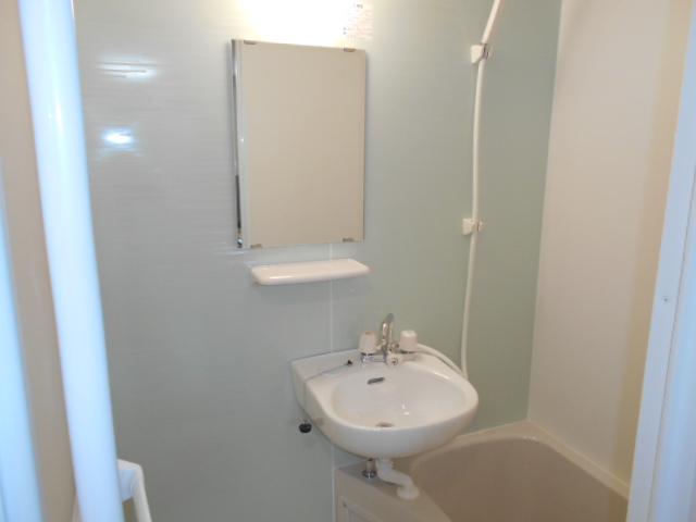 イーストフラッツ 304号室の洗面所