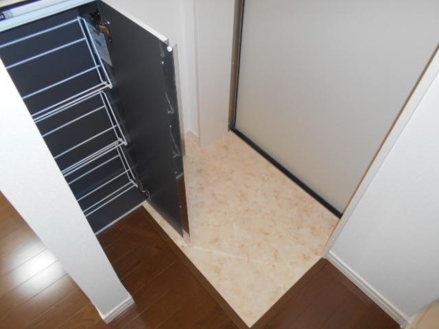 イーストフラッツ 304号室の玄関