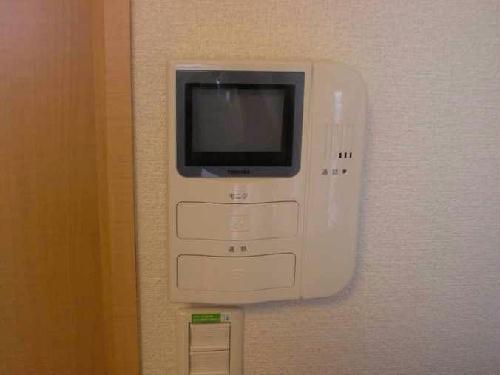 レオパレス東海 204号室のセキュリティ