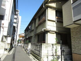藤田荘の外観