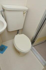 ウインベルソロ木場第1 0206号室のトイレ