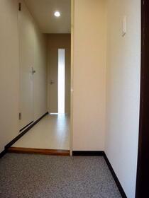 シャンポール梅澤 302号室の玄関