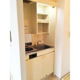 光洋天王町ビル 306号室のキッチン