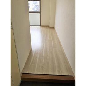 光洋天王町ビル 306号室の玄関