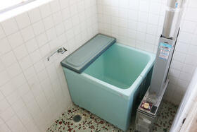 富士マンション 402号室の風呂