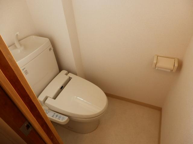 小林ハイツ 303号室のトイレ
