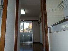 オムサヴァイセキ 104号室の玄関