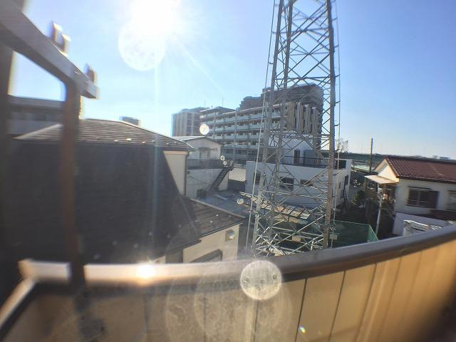 ラジェルスアオト 103号室の景色
