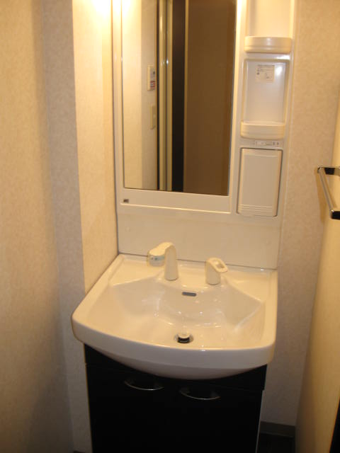 Blue-Ray Seilan 105号室の洗面所