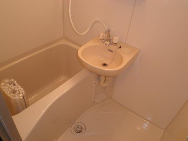 リッシェル青砥 203号室の風呂