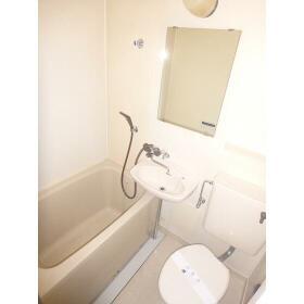 メゾンベジタブル 204号室の風呂