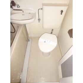 メゾンベジタブル 204号室のトイレ