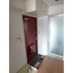メゾンベジタブル 204号室の玄関