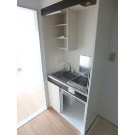 メゾンベジタブル 204号室のキッチン