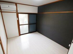 ベイルーム星川 103号室のベッドルーム