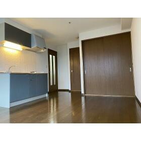 グランシャリオ 0401号室のキッチン