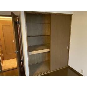 グランシャリオ 0401号室の収納