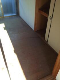 第3鈴木コーポ 203号室の玄関