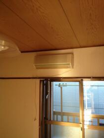 第3鈴木コーポ 203号室のリビング