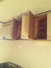 第3鈴木コーポ 203号室のキッチン