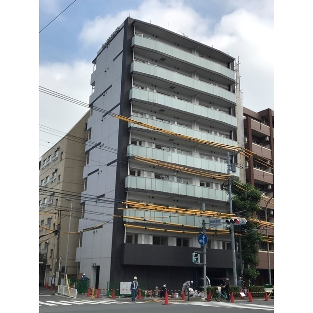 プレール・ドゥーク横濱浅間町外観写真