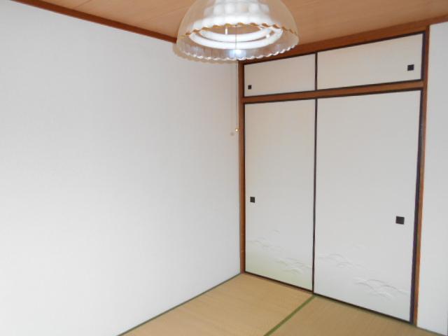 ハイツ中村 207号室の居室