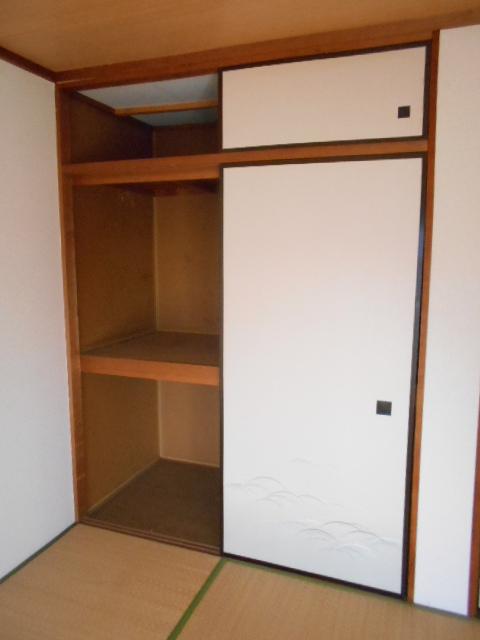 ハイツ中村 207号室の収納