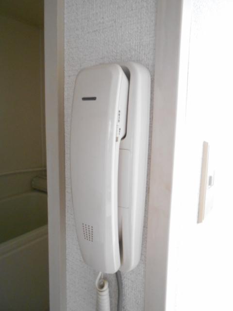ハイツ中村 207号室のセキュリティ