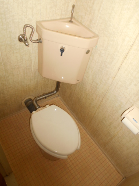 ハイツ中村 207号室のトイレ