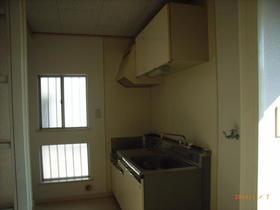 キャッスル宮代 101号室のキッチン