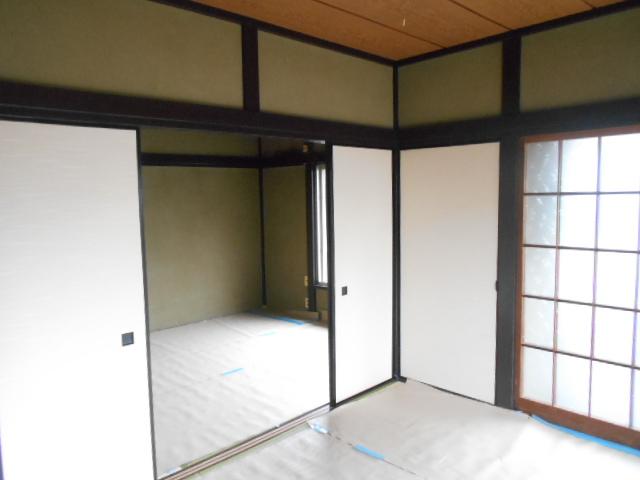 第2高橋アパ-ト 103号室のベッドルーム
