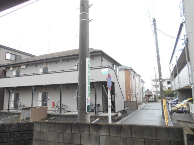 第2高橋アパ-ト 103号室の景色